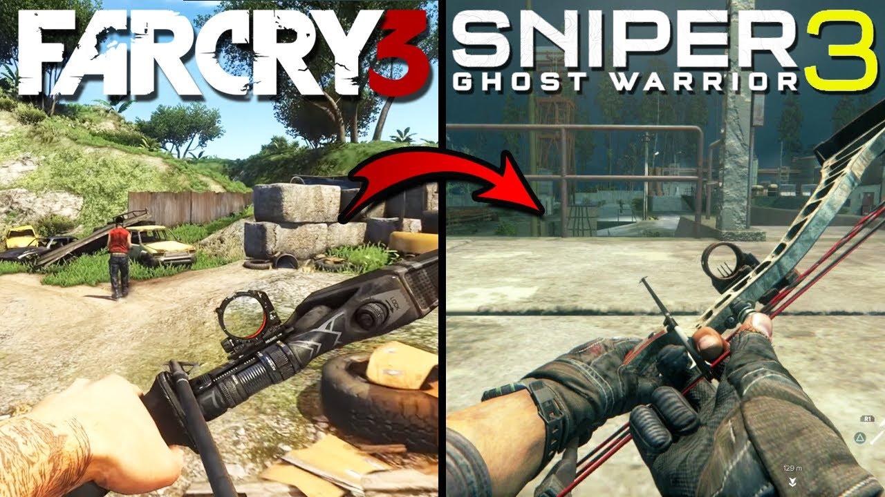 5 Jogos Fod S Parecidos Com Far Cry Youtube