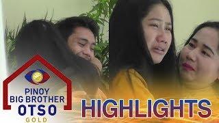Sheena, naluha nang muling mayakap ang kanyang pamilya | PBB OTSO Gold