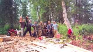 Alaska Remote Cabin