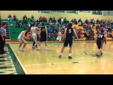 Davidson Academy boys basketball at Friendship Christian