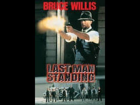 Last Man Standing 1996 with Bruce Dern, William Sanderson,Bruce Willis movie