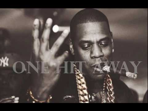 Jay Z Feat. Kanye West & Fabolous - One Hit Away NEW 2017