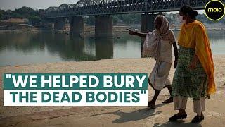 In PM Modi's Varanasi Seat, Dead Bodies Float in the Ganga   Barkha Dutt Reports