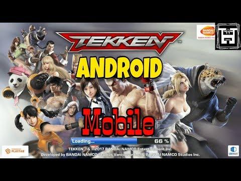 Cara Download Dan Install TEKKEN Mobile Di Android
