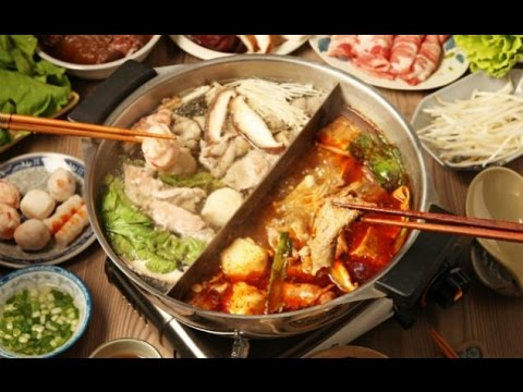 chinese food adventure eating hot pot in shenzhen china with a local girl youtube. Black Bedroom Furniture Sets. Home Design Ideas