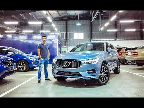 Khám phá chi tiết xe Volvo XC60 2018 đầu tiên về Việt Nam |XEHAY.VN|