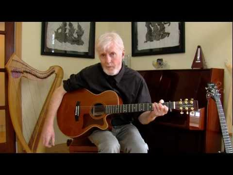 Guitar Tutorial - Maggie - Irish Folk Songs