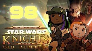 Best Friends Play Star Wars: KOTOR (Part 98)