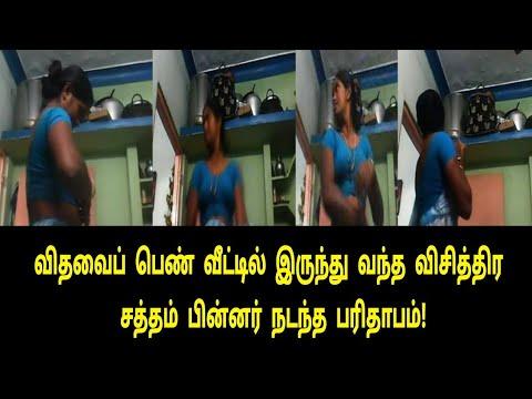 இளம் விதவை பெண் வீட்டுக்குள் இருந்து வந்த விசித்திர சத்தம் பின்னர் நடந்த சோகம்!   Tamil Cinema News