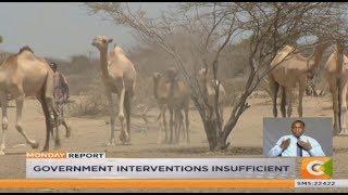 Worsening drought situation in Northern Kenya