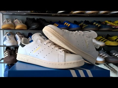 Adidas Stan Smith (unboxing & on foot)