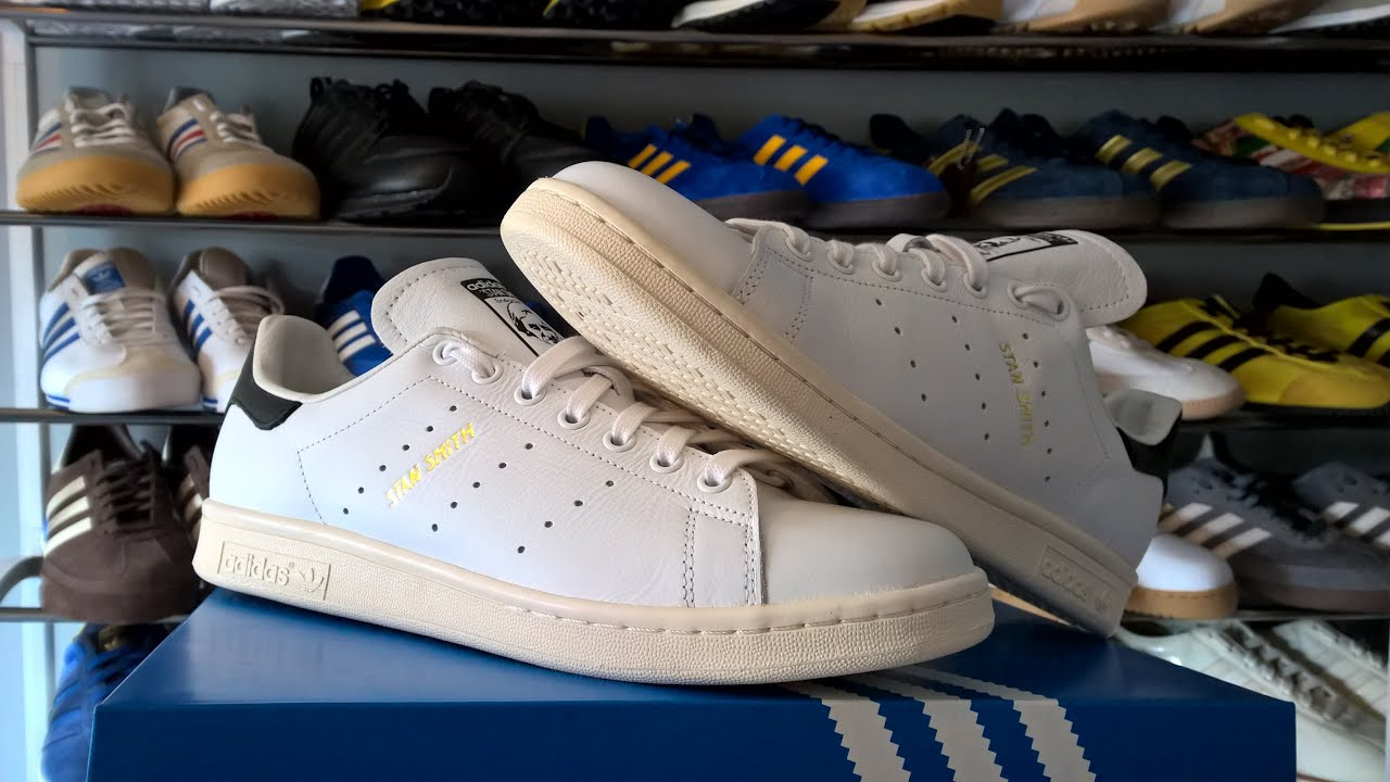 d588d0ad5b87 adidas stan smith unboxing