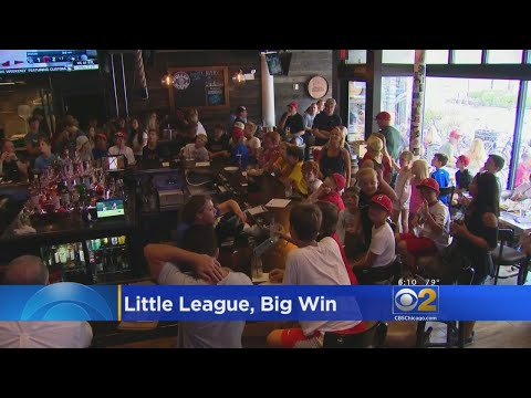 Hinsdale Little League Team Inches Closer To World Series