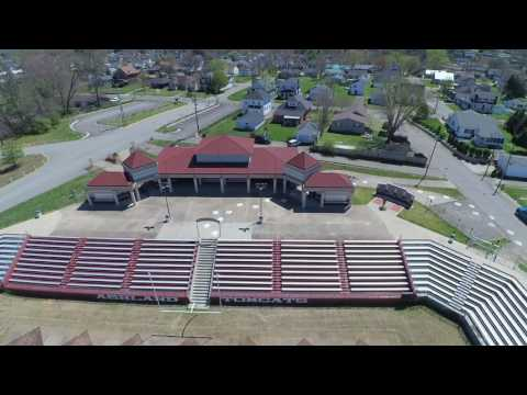 Ashland KY Epic Drone Video
