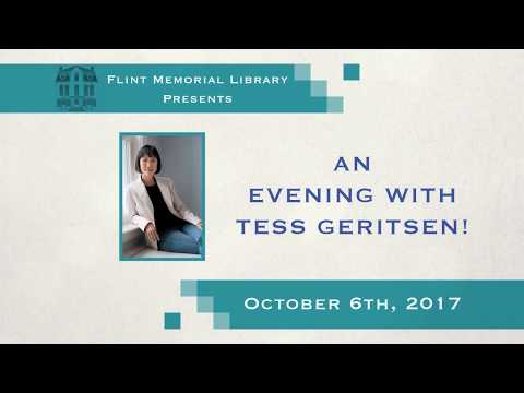 Flint Memorial Library Presents An Evening With Tess Gerrits