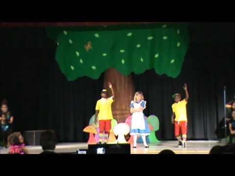 Alice in Wonderland Jr. - Tweedledee Tweedledum