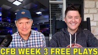 College Football Picks and Predictions | Purdue vs Notre Dame & Wyoming vs Ball State Free Plays
