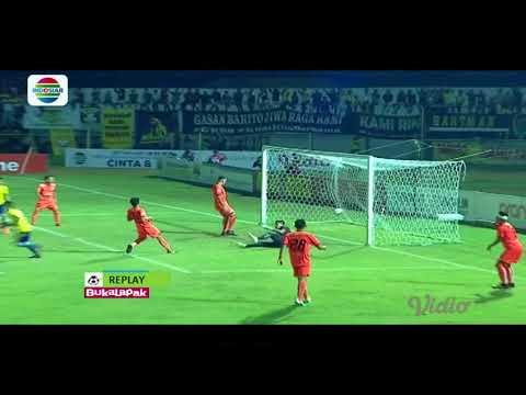 Goal Paulo Okto - Barito Putera (2) vs Persija Jakarta (0) | Go-Jek Liga bersama Bukalapak