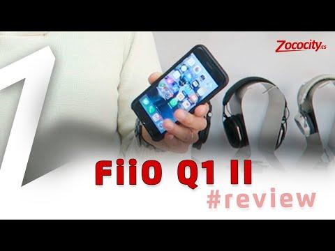 Mejora el sonido de tu iPhone/iPad, review FiiO Q1 II