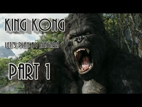 Прохождение игры  Peter Jacksons King Kong The Official Game of the Movie