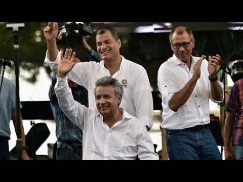 Will Correa's Party Survive Past Ecuadorian General Election? (1/2)