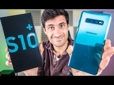 Samsung Galaxy S10+ (Análise)