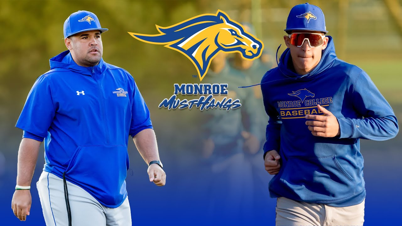 Monroe MustHangs Episode 25 - Pitching Coach Manny Roman and Pitcher Vladimir Ceverino