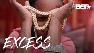 Pio's $225K Chain from Floyd Mayweather & DJ Khaled's Fav Shop, Pristine Jewelers   Excess w/ Pio