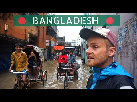HELLO BANGLADESH. DHAKA IS CRAZY.