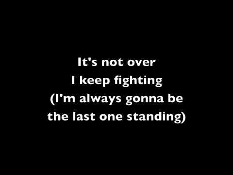 Last One Standing  Simple Plan Lyrics