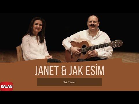 Janet & Jak Esim Ensemble - Te Tomi [ Mira © 2003 Kalan Müzik ]