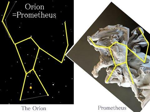 2226(1R)Deities Constellations・Sirius Pleiades神々の星座・シリスウーオリオンープレアディスbyはやし浩司Hiroshi Hayashi, Japan