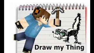 Draw My Thing | La mofeta que parecía un pito??? | Con GMFacuu