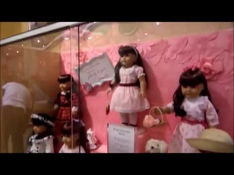 AMERICAN GIRL STORE TOUR || Tysons Corner Center, VIRGINIA