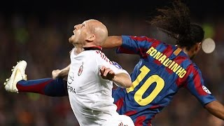 Ronaldinho vs Jaap Stam HD - Roni Tv