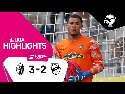 Freiburg II Verl Goals And Highlights