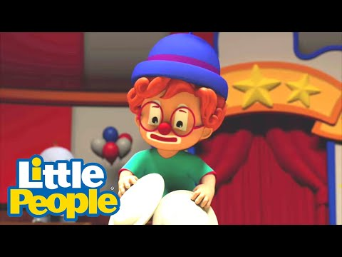 Fisher Price Little People 117 | Party Of One Is No Fun | Full Episodes HD | New | Kids Movies