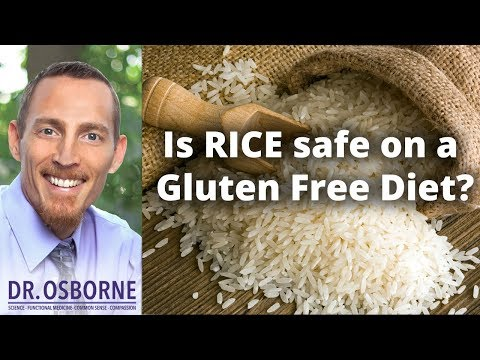 Is rice safe on a Gluten Free Diet?