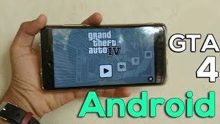 GTA 4 Android | Download GTA 4 On Android | Gameplay