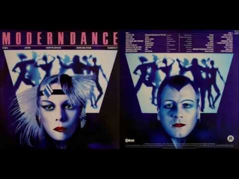 Modern Dance - K-Tel Compilation (1981)