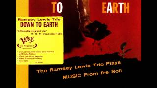 Ramsey Lewis trio    We blue it (alternative take)