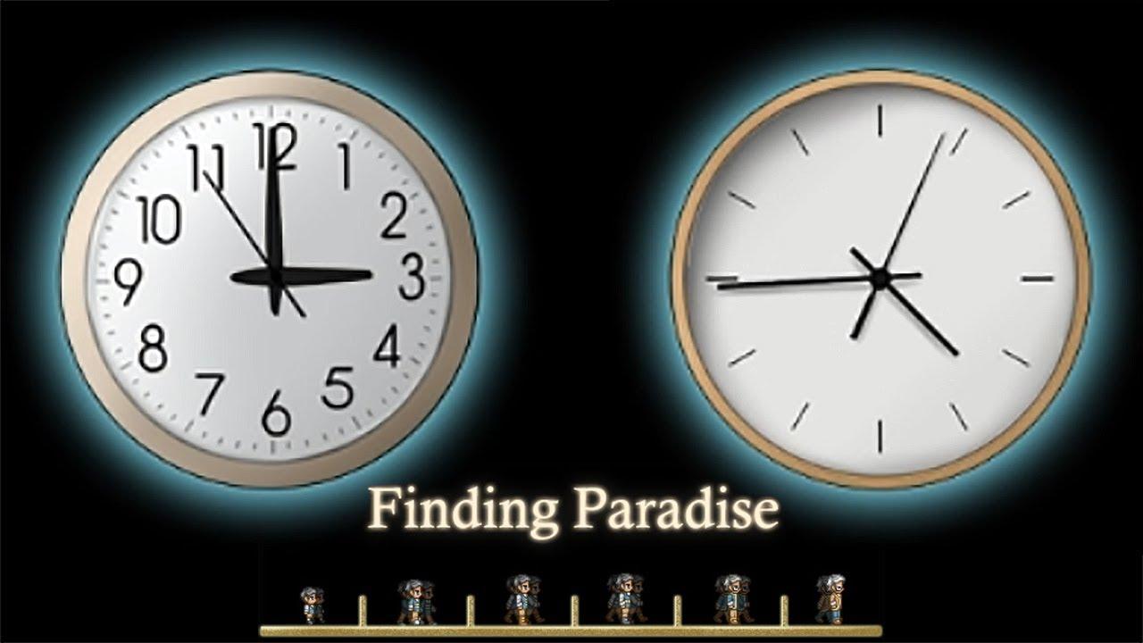 КАК-ТО ВСЁ ПОДОЗРИТЕЛЬНО ► Finding Paradise #3