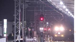 近鉄特急12200系NS39 定期検査出場回送