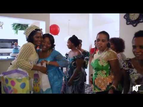 Surprise Baby Shower Dorcas Safari -Official Video by K.K.T Pro