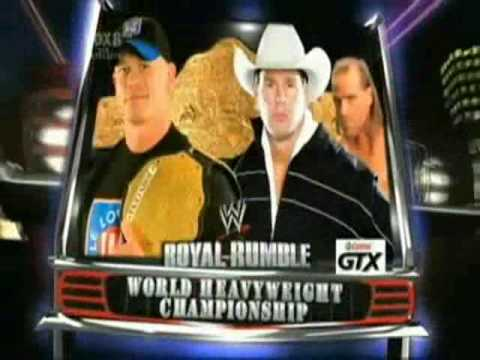 2009 royal rumble theme doovi - Night of champions 2010 match card ...