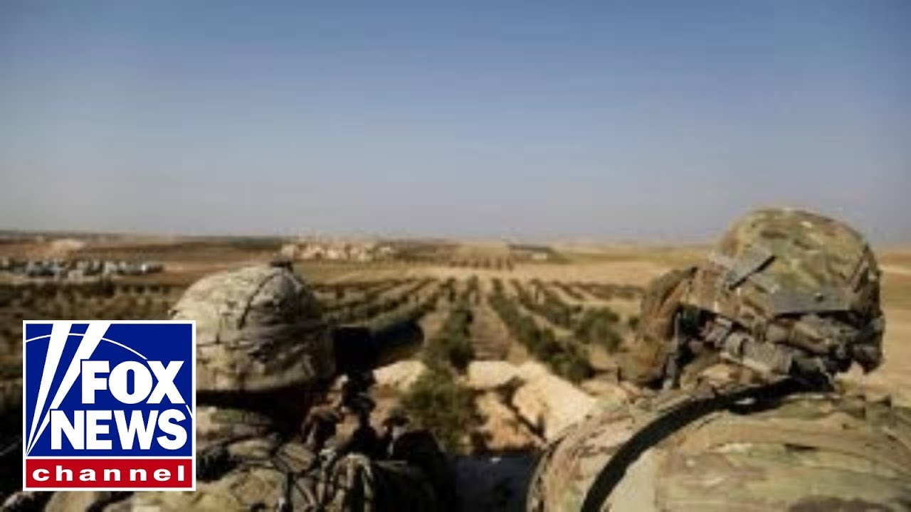 Can US avoid being drawn into proxy war in Syria? #1
