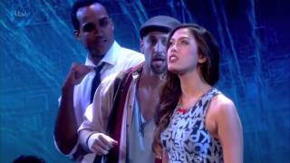 In The Heights at The Olivier Awards