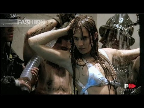 PIRELLI CALENDAR 2004 The Making of Full Version by Fashion Channel