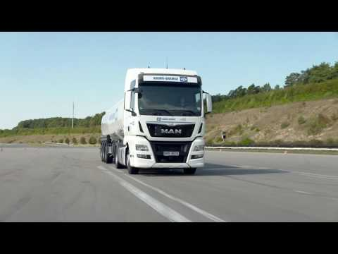 Knorr-Bremse – intelligent solutions for the commercial vehicle of the future.