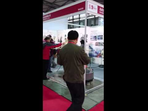 CHA Enterprise MH740 - show in Shanghai trade fair